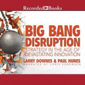 Big Bang Disruption Strategy in the Age of Devestating Innovation, Larry Downes