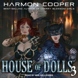 House of Dolls 3, Harmon Cooper