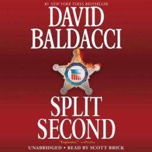 Split Second, David Baldacci