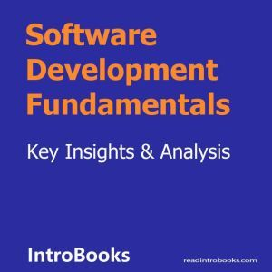Software Development Fundamentals, Introbooks Team