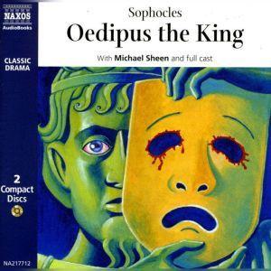 Oedipus, Sophocles