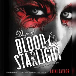 Days of Blood & Starlight, Laini Taylor